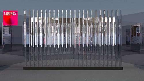 Élasticité dynamique : Expansion, Trame, Lignes sonores - Centre National de Création Musicale Ile de France - CNCM - La Muse en Circuit (Alfortville -94) - Centre National de Création Musicale Ile de France - CNCM - La Muse en Circuit (Alfortville -94)