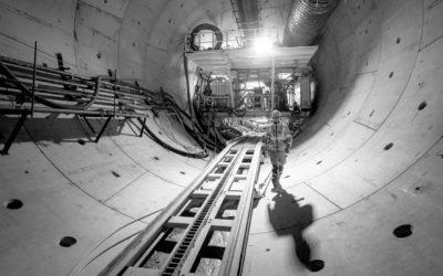 Tunnelier-Tunnelien
