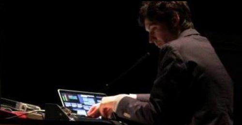 Atelier-concert avec Armando Balice -Centre National de Création Musicale Ile de France - CNCM - La Muse en Circuit (Alfortville -94)