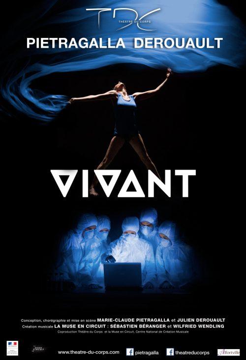 Vivant @ Beynes- Centre National de Création Musicale Ile de France - CNCM - La Muse en Circuit (Alfortville -94)
