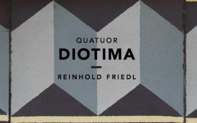 Reinhold Friedl – string quartets