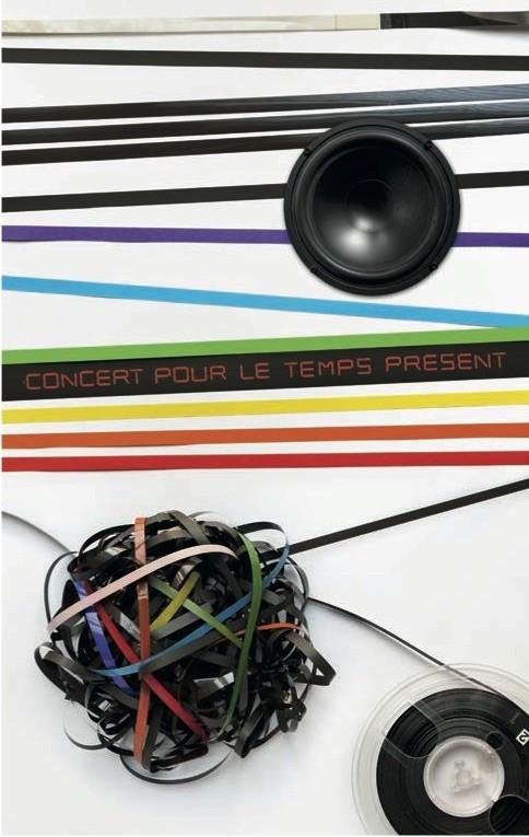 Concert pour le temps présent - Centre National de Création Musicale Ile de France - CNCM - La Muse en Circuit (Alfortville -94)