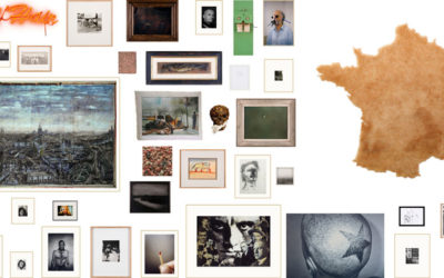 Le mur, œuvres de la collection Antoine de Galbert